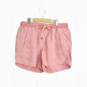 Max Jeans Pink Cargo Shorts XS